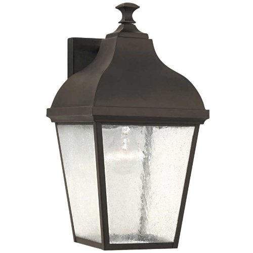 Murray Feiss MF OL4002 1 Light Outdoor Wall Sconce from the Terrace Collection, Oil Rubbed Bronze