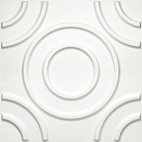 Donny Osmond Home 3DWTCRCL06 Circles 3D Self Adhesive Wal...