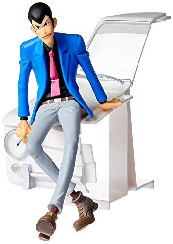 Action Figure Lupin the Third Lupin A, Bandai Banpresto, Creator X Creator, Multicor