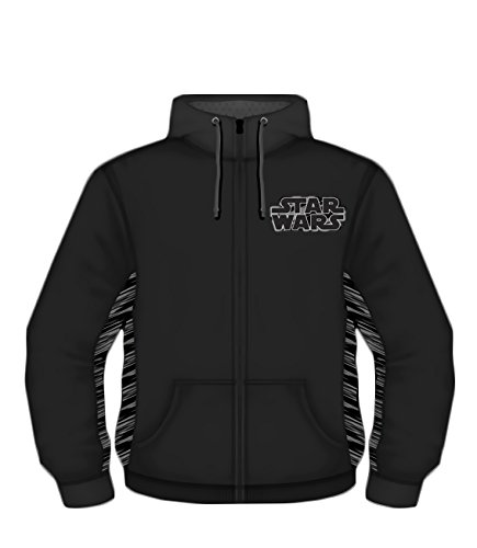 Star Wars Mens Logo Jacket