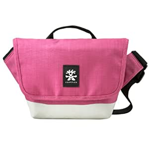 Crumpler Private Surprise Photo - S - DSLR Camera Sling Bag - new pink / lt. grey - PSPH-S-014