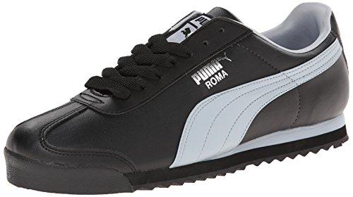 PUMA Herren Roma Basic Sneaker Schwarz / Steinbruch