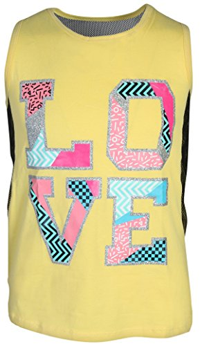 'Girl's 4-Piece Fashion Active Short Sets, Love, Size 10/12' by dELiA*s (Image #3)