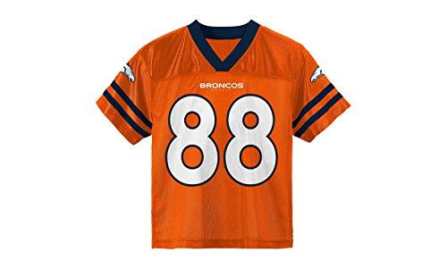 Demaryius Thomas Denver Broncos Youth Navy Jersey Medium 8-10