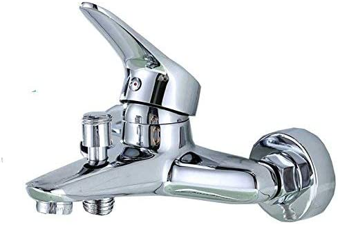 DXX-HR バスタブ蛇口冷たい水の混合弁水の下では熱帯のシャワーオプションパッケージWujiantao凍結防止銅の蛇口ボディ、現代シンプルラグジュアの隠さ合金バースFaucetquality保証