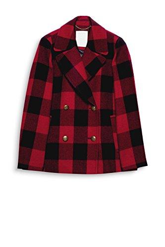 Manteau Red 610 Dark Multicolore Esprit Femme 7w4xZq7Hd