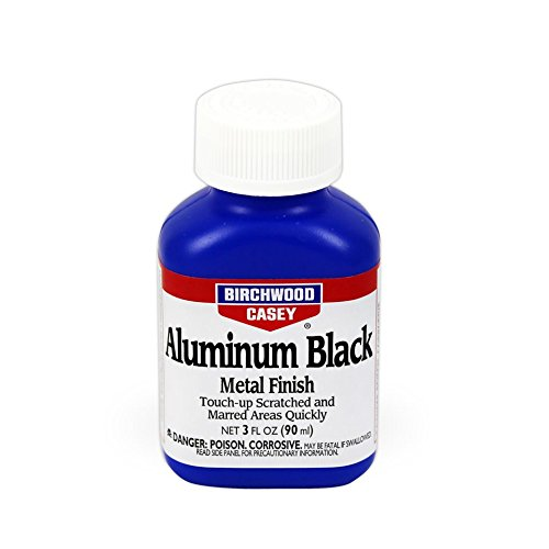 BW Casey Aluminum Black Touch-Up 3 - Aluminum Black
