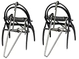 Victor Out O'Sight Mole Trap 0631 - Reusable and weather resistant 2-Pack