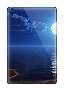Awesome Design Beauty Of Moon Hard Case Cover For Ipad Mini/mini 2