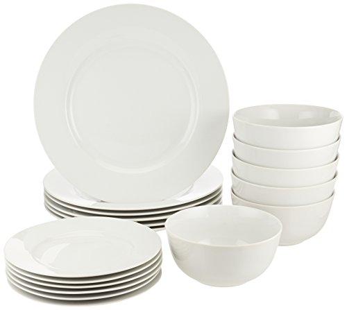 Lightweight Dinnerware Set Amazon Com