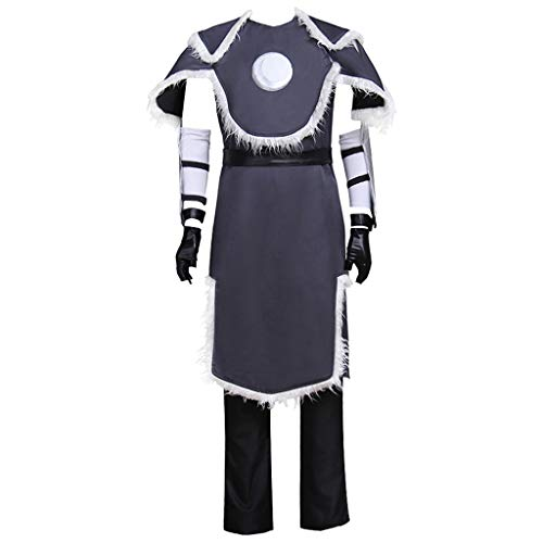 CosplayDiy Men's Suit for Avatar The Last