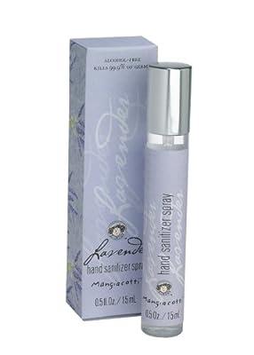 Mangiacotti Lavender Hand Sanitizer Spray