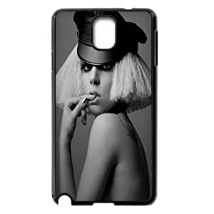 JenneySt Phone CasePopular Singer Lady Gaga Series For Samsung Galaxy NOTE3 Case Cover -CASE-7