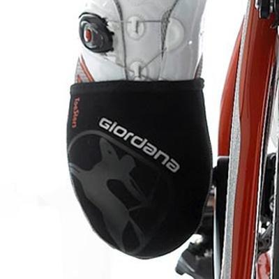 Giordana 2017/18 Toesters Winter Cycling Calzado Toe Cubre - Gi-w3-toesters Negro
