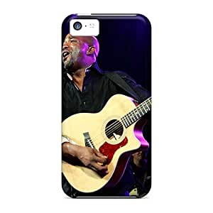 Iphone 5c Ruh16581ogNy Support Personal Customs High Resolution Rise Against Series Shock Absorbent Hard Phone Cases -MansourMurray