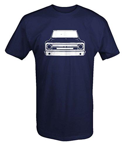 1967-72 Chevy GMC Classic Lowered Pickup Truck C10 C20 Cheyenne T shirt -Medium Chevrolet C20 Pickup Fan