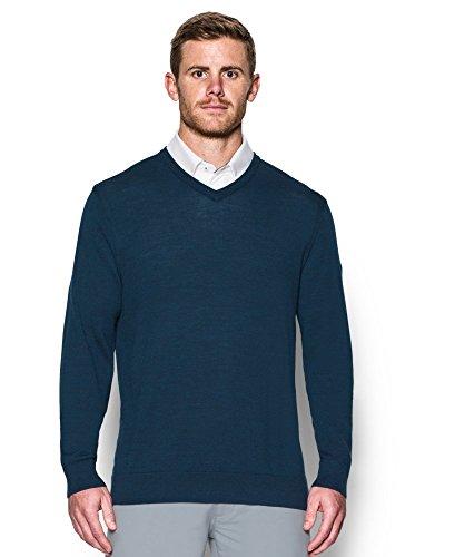 Mens 100% Wool Sweater - 9