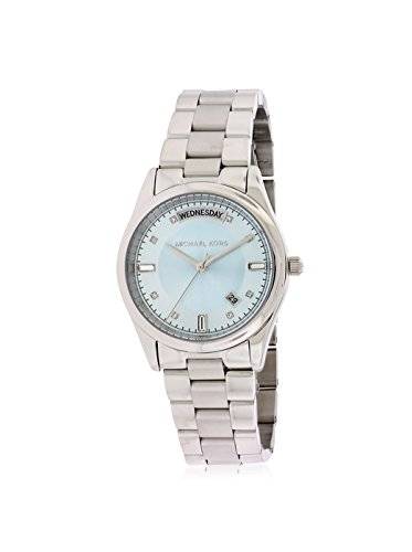 Michael-Kors-Womens-Colette-Watch-Icy-Blue-One-Size