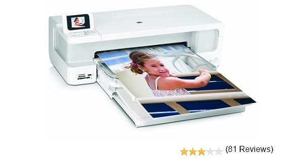 HP Photosmart - Impresora fotográfica (9600 x 2400 DPI, De ...
