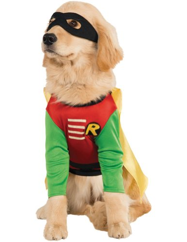Pet Robin Costumes (Robin Pet Costume - Large)