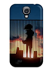 [OPCvVyj6969CqBjT]premium Phone Case For Galaxy S4/ Centimeters Per Second Tpu Case Cover