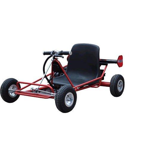 Big Toys MotoTec 24v Solar Electric Go Kart