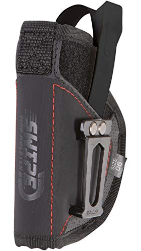 Swipe Switch Holster, Size 06 - Black/ 3.25-3.75 inch Barrel Compact Semi-Autos