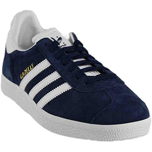 Amazon.com | adidas Womens Gazelle Athletic & Sneakers Navy ...