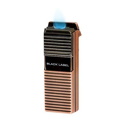 Black Label - El Presidente Copper Satin Cigar Torch Lighter