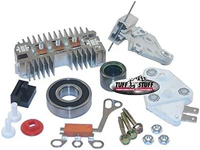 Amazon.com: Tuff Stuff 7700B Rebuild Kit (For GM 1-Wire Alternators):  AutomotiveAmazon.com