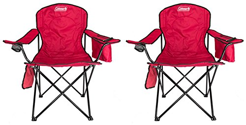 Best Camping Gear  : Coleman Oversized Quad Chair