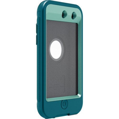 competitive price e9f43 addf5 OtterBox Defender Series Case for iPod touch 4G - Black/Coal (Discontinued  by Manufacturer)