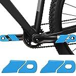Yosoo-Health-Gear-Crank-Protector-MTB-4PCS-Bike-Crank-Protection-Manicotti-per-Bicicletta-Manicotti-per-Stivali-Protezione-Antipolvere-per-Mountain-Bike