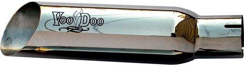 VooDoo Industries VEGSXR1K5B Black Exhaust for Suzuki GSX-R 1000