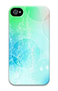 Cool Colorful Abstract PC Case for iphone 4S/4
