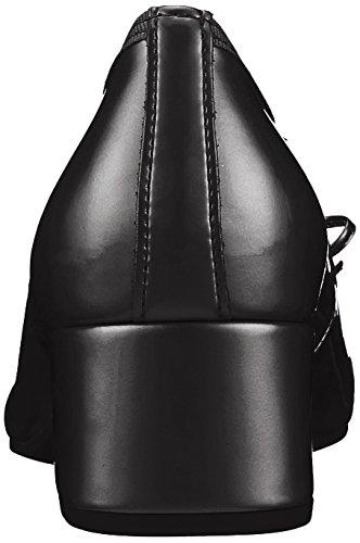 Gabor Schwarz Tacón Negro Basic Gabor Shoes para Zapatos de Mujer grnRg4Wwqx