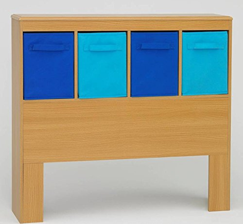 4D Concepts Boy's Headboard, Beech
