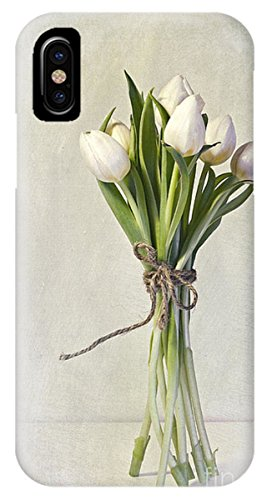 Tulip Country Cottage - iPhone X Slim Case