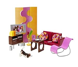 Amazon.com: Barbie Forever Décor Family Room: Toys & Games