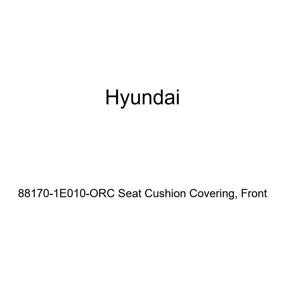 Front Genuine Hyundai 88170-1E010-ORC Seat Cushion Covering