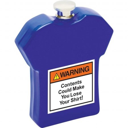【在庫処分】 BNFUSA oz. KTFLKST Maxam 5 Steel oz. Royal Blue T-Shirt Shaped Stainless Stainless Steel Flask B00ZZTOF70, 横浜フランス菓子 プチフルール:7836fa74 --- kickit.co.ke