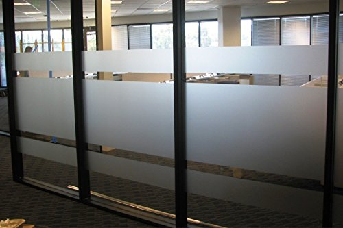 Lifetree Window Film For Privacy Frosted Static Cling No