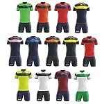 Zeus-Kit-Apollo-Completo-Completino-Calcio-Calcetto-Sport-TORNEO