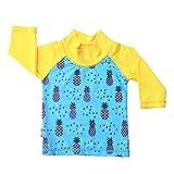 JAN & JUL UV Protective Swim Shirt Rash Guard Long Sleeve Toddler Unisex