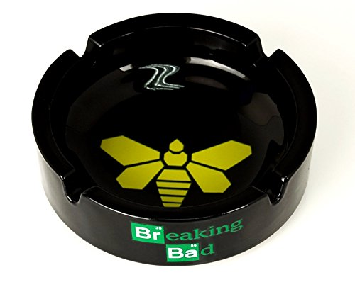 Used, Breaking Bad Glass Ashtray for sale  Delivered anywhere in USA