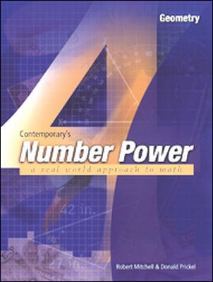 Contemporary's Number Power 4: Geometry: a real world approach to math (The Number Power Series)