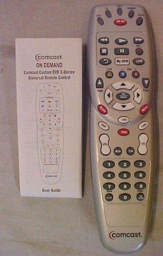 Comcast DVR on Demand Remote Control for Motorola DCT6412 DCT 6412 DVR HDTV