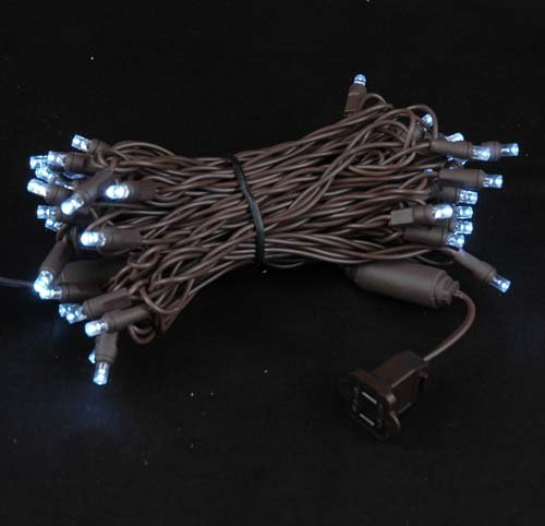 Brown Wire Led String Lights - 4