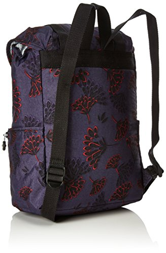 Multicolour S Women's Experience T27 Kipling Night Backpack Floral Women's Kipling qPYFwfF