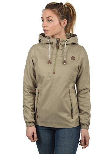Hood Windbreaker with Dune Outdoor Berenike Women's Raincoat Desires Jacket 5409 8n068